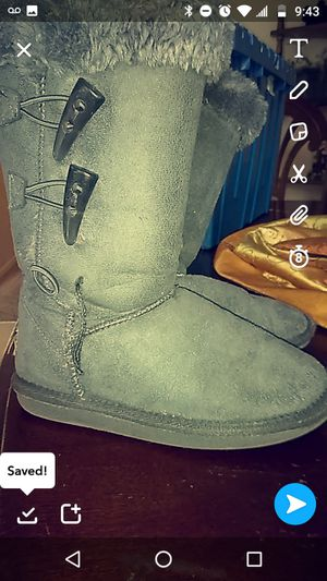 Kids boots size 12 girls for Sale in Huber Heights, OH