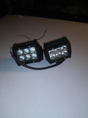 Fog lights mini light bar for Sale in Modesto, CA