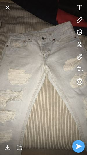 Ripped Levi 511 Jeans for Sale in Salinas, CA