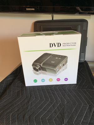 DVD projector for Sale in Delaware, OH