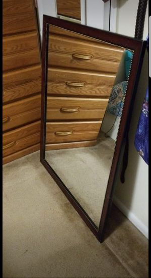 Wood mirror for Sale in Alexandria, VA