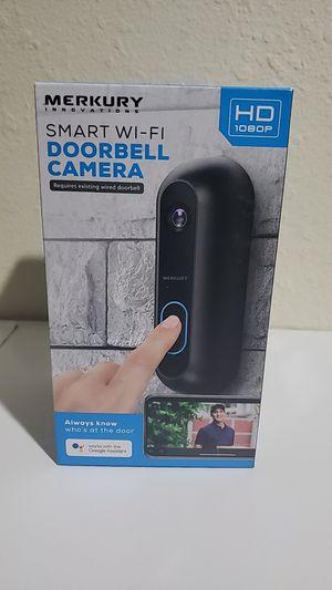 Mercury innovations smart wifi doorbell camera for Sale in Denver, CO