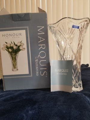 Waterford Crystal vase for Sale in Houston, TX