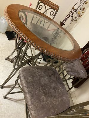 Table and 3 chairs for Sale in Newport News, VA