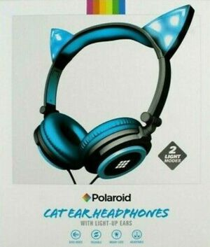 Light Up Blue Cat Earphones New for Sale in Baltimore, MD