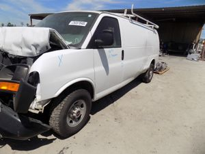 2012 GMC Savanna 3500 6.0L (PARTING OUT) for Sale in Fontana, CA