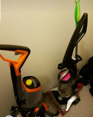 carpet cleaner & vacuum cleaner for Sale in San Francisco, CA