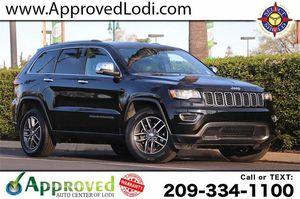 2018 Jeep Grand Cherokee for Sale in Lodi, CA