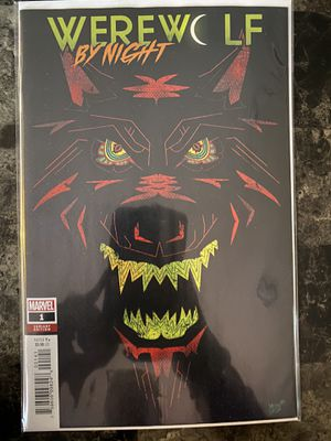 Werewolf By Night #1 Variant (Marvel Comics) for Sale in Fremont, CA