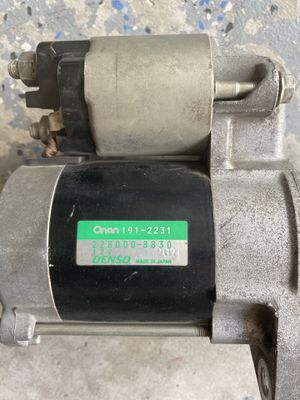 Starter ( Onan Generator ) for Sale in Las Vegas, NV