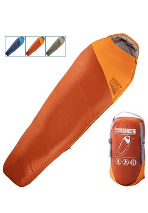 WINNER OUTFITTERS Mummy Sleeping Bag with Compression Sack for Sale in West Covina, CA