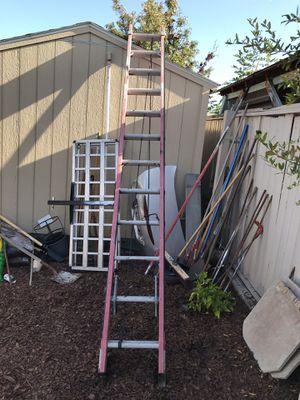 Ladder 24 feet for Sale in Newark, CA