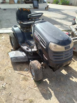 Craftsman riding lawn mower for Sale in Camarillo, CA
