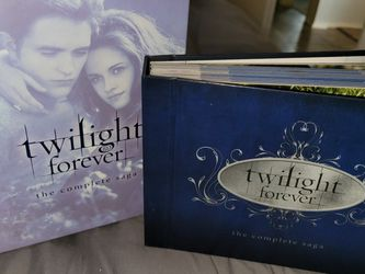 Twilight Forever Blu Ray Set for Sale in El Paso,  TX
