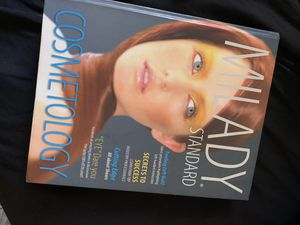 Cosmetology text book for Sale in Placentia, CA