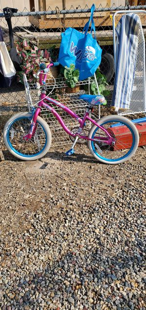 Little girls bike from Frozen movie for Sale in Grand Junction, CO