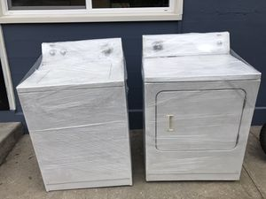 Washer and dryer big loads for Sale in San Francisco, CA