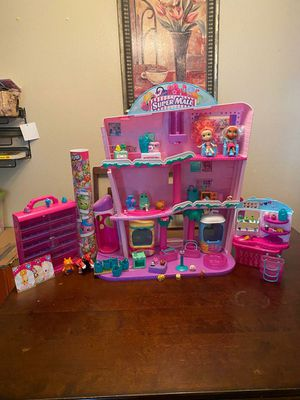 Shopkins SuperMall includes everything you see, for Sale in Houston, TX