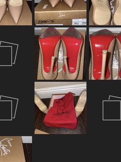 Christian Louboutin So Kate Patent Leather Size 37 for Sale in Long Beach,  CA