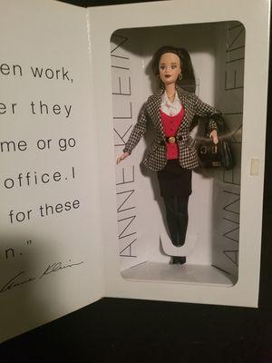 Anne Klein Barbie for Sale in Union, NJ