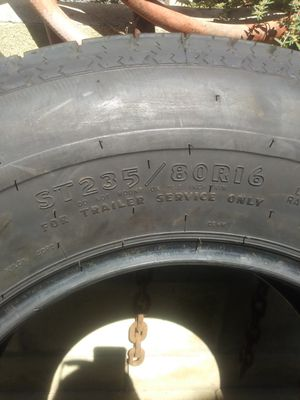 ST235/30 R16 HD Trailer TIRE for Sale in Alta Loma, CA