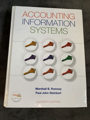Accounting information systems - Romney for Sale in Newport Beach, CA