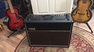 Vox Guitar Amp $900 - Gibson guitar fender guitar saxophone drum set guitar pedal violin Bangos electric Guitar acoustic guitar for Sale in Seymour, CT