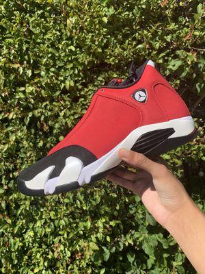 Jordan 14 Toro / Gym Red (Size 11.5 Men's) for Sale in San Diego, CA