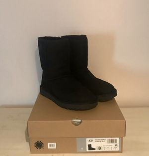 Black Ugg Boots for Sale in Rockville, MD