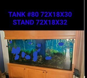 150 gal reef ready fish tank for Sale in Staten Island, NY