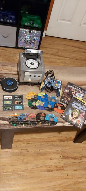 Nintendo gamecube gameboy player for Sale in San Diego, CA
