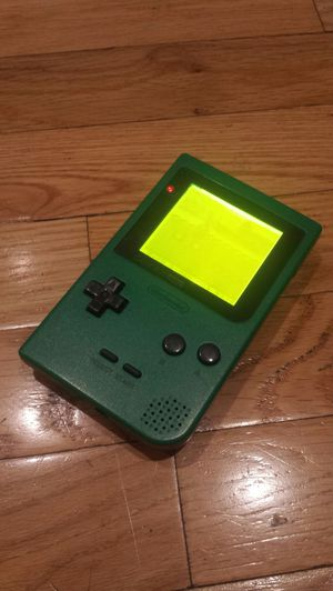 Backlit Nintendo game boy pocket for Sale in Denver, CO
