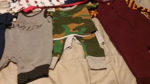 12 months baby clothes for a boy for Sale in Smyrna, TN