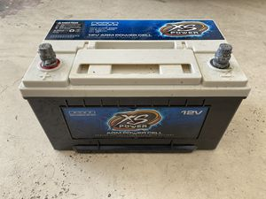 XS POWER D6500 Battery for Sale in Kissimmee, FL