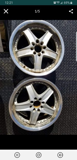 4 Universal wheels for Sale in Banning, CA