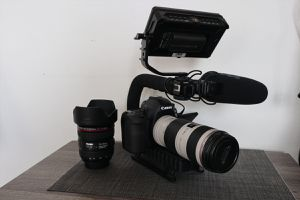 Canon EOS 6D mk2 / v-logger KIT for Sale in Monterey Park, CA