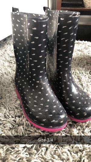 Girls Rain Boots for Sale in Gordonsville, VA