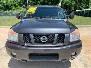 Autoparts 2012 Nissan Titan for Sale in Arcola, TX