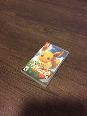 Pokémon Let's Go Evee for Sale in Puyallup, WA