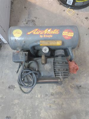 Air compressor twin tank for Sale in Philadelphia, PA