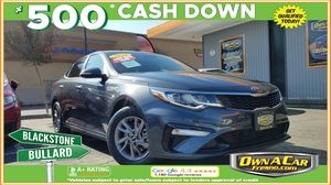 2020 Kia Optima for Sale in Fresno , CA