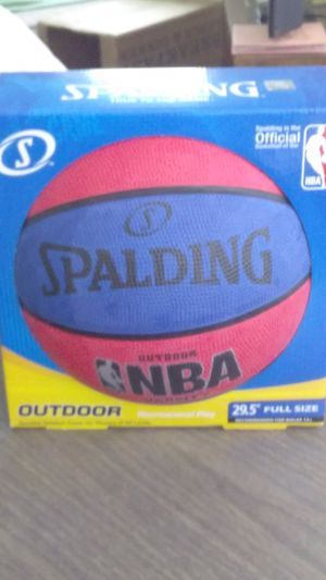 Brand new official size basketball for Sale in Cadillac, MI