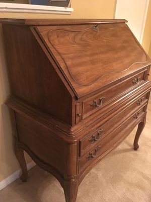 Large Secretary desk for Sale in Houston, TX