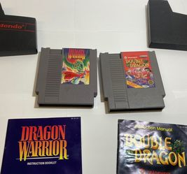 Double Dragon & Dragon Warrior for Sale in Bountiful,  UT