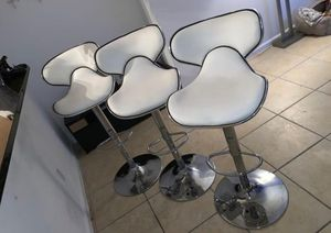 Beautiful bar stools chairs for Sale in Clifton, NJ