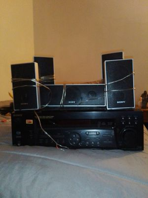 Sony Home theater for Sale in Santa Maria, CA