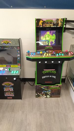 Arcade 1 up 15'000 games / custom joystick and led buttons for Sale in Pomona, CA
