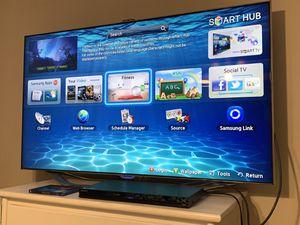 """Samsung 55"""" smart tv LED for Sale in Medley, FL"""