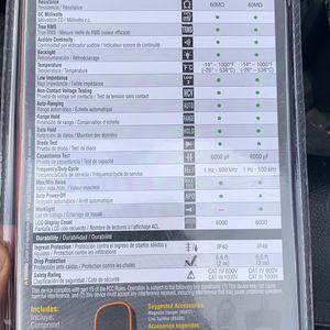 Multimeter For Sale for Sale in Boca Raton, FL