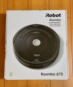 iRobot Roomba 675 Wi-Fi Connected Robot Vacuum Cleaner for Sale in Garden Grove, CA
